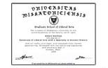 Miskatonic Online Diploma