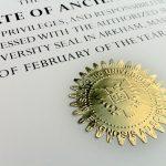 Miskatonic Diploma Seal